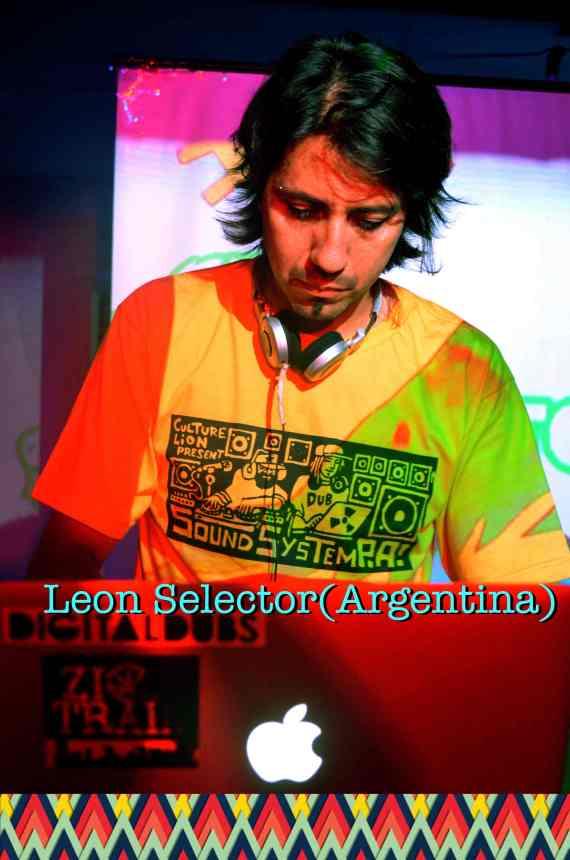 Leon selector baile 56 b
